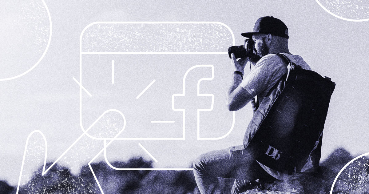 Facebook tips for photographers